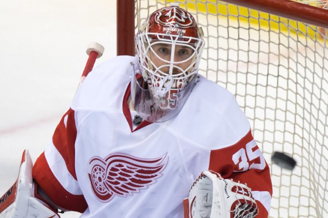 Jimmy Howard... (Photo: PC)