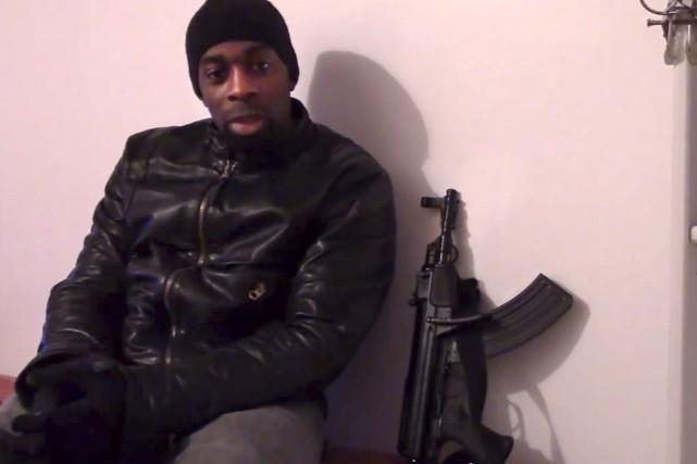 Amedy Coulibaly a été tué le 9 janvier... (PHOTO ARCHIVES AP)