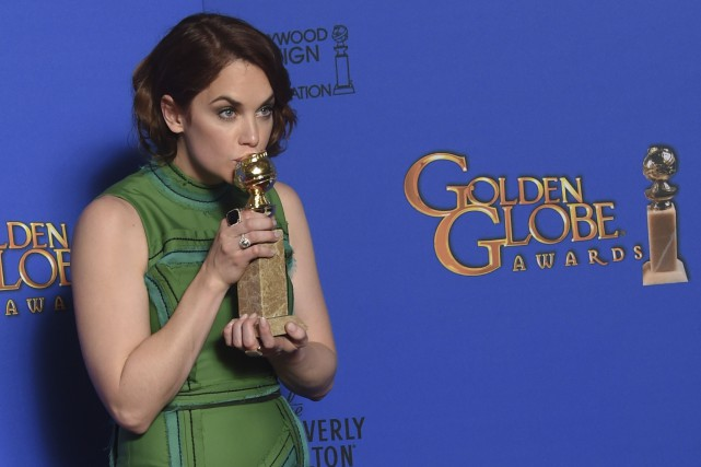 Ruth Wilson a remporté un Golden Globes pour... (Agence France-Presse)