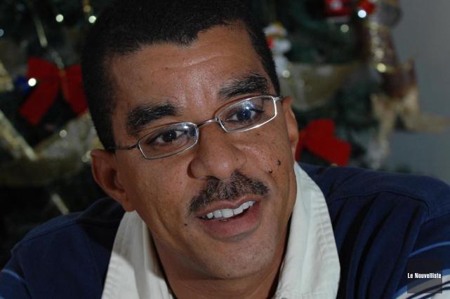 Le médecin haïtien Jean-Jacques Carré.... (Photo: Sylvain Mayer, Le Nouvelliste)