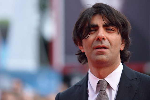 Fatih Akin... (PHOTO TIZIANA FABI, AFP)