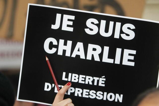 Le prochain numéro deCharlie Hebdo devraitcomporter des caricatures... (AFP, ANWAR AMRO)