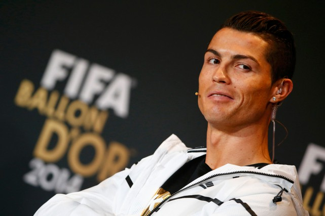 Cristiano Ronaldo... (PHOTO RUBEN SPRICH, REUTERS)