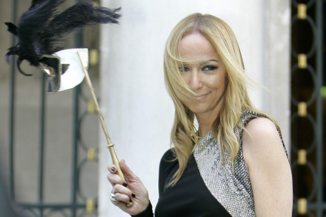 Frida Giannini occupait le poste de directrice de la... (Photo Antonio Calanni, archives AP)