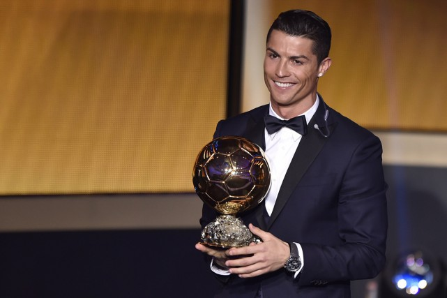 Cristiano Ronaldo... (PHOTO FABRICE COFFRINI, AFP)