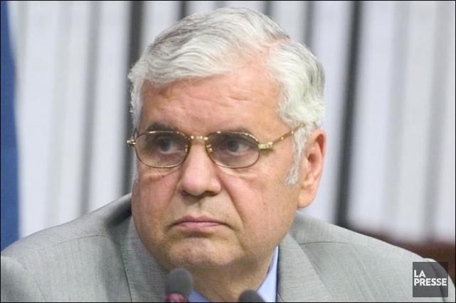 Alfonso Gagliano... (Archives: La Presse)