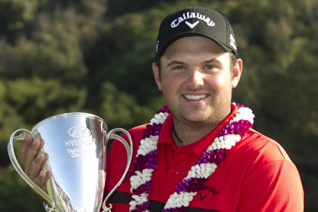 Patrick Reed... (Photo: AP)