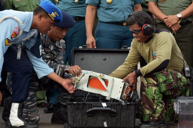 Les boîtes noires sont indispensables pour établir les... (Photo: Reuters)