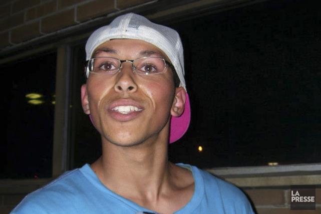 Suliman Mohamed, né en février 1993 à Ottawa,... (PHOTO TIRÉE DE FACEBOOK)