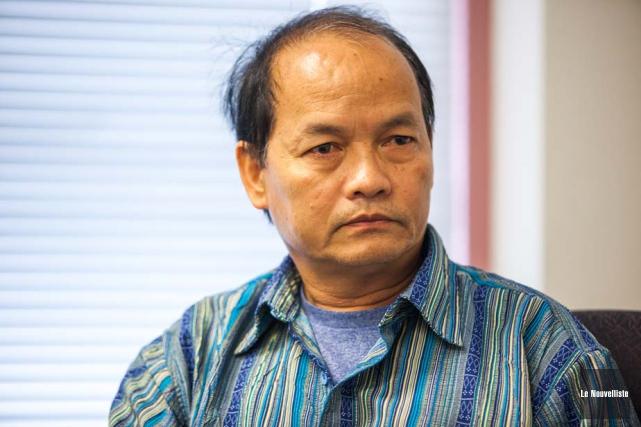 Thao Neth a toujours clamé haut et fort... (Photo: Olivier Croteau, Le Nouvelliste)