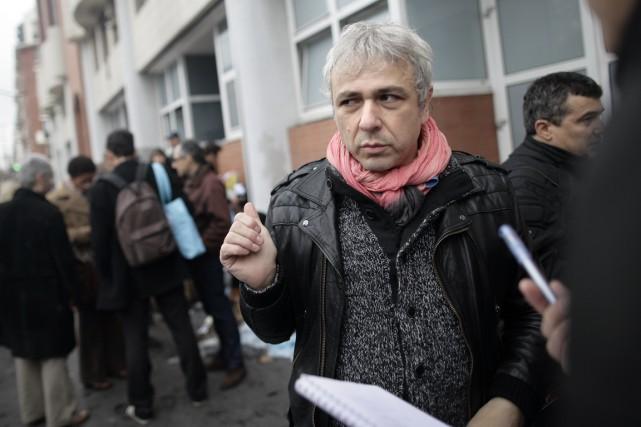 Le journaliste Antonio Fischetti a toujours assisté à... (PHOTO ARCHIVES AGENCE FRANCE-PRESSE)