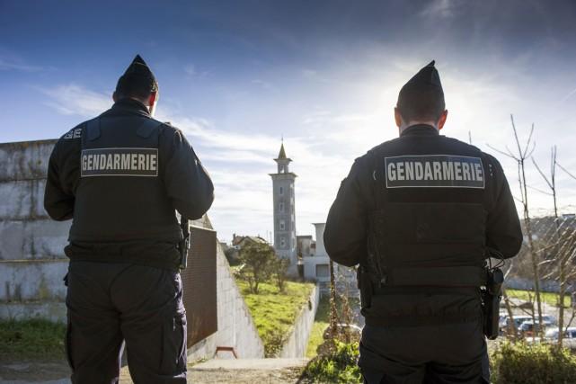 Par ailleurs plusieurs personnes ont été condamnées pour... (PHOTO GUILLAUME SOUVANT, ARCHIVES AFP)