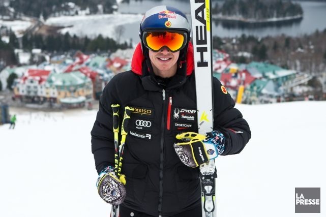 Erik Guay retarde son retour à la compétition... (Photo Martin Chamberland, La Presse)