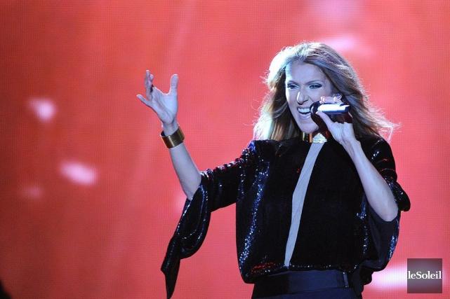 Âgée de 46 ans, la diva internationale mettra... (Photo archives Le Soleil)