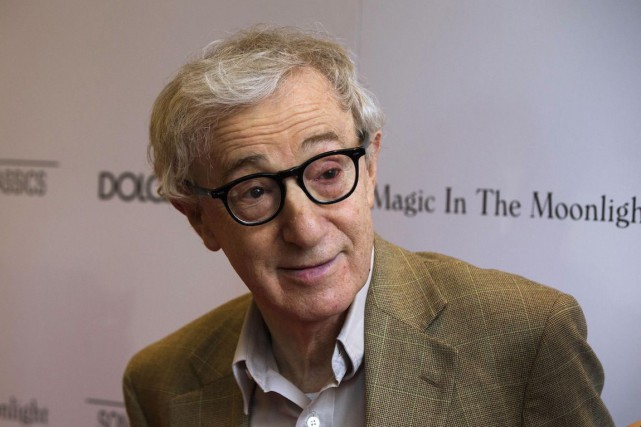 Woody Allen... (Photo Lucas Jackson, Archives REUTERS)