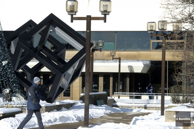 L'Université du Québec à Trois-Rivières.... (Photo d'archives, Le Nouvelliste)