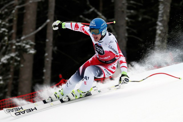 Matthias Mayer... (Photo Marco Trovati, archives AP)