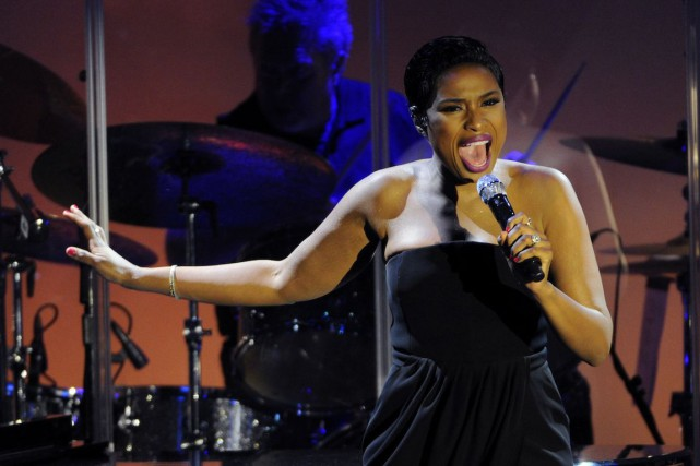 Jennifer Hudson... (PHOTO ARCHIVES AP)