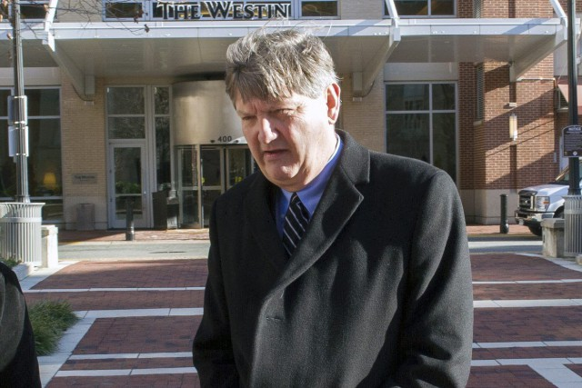 James Risen, journaliste auréolé du prestigieux prix Pulitzer... (Photo Cliff Owen, AP)