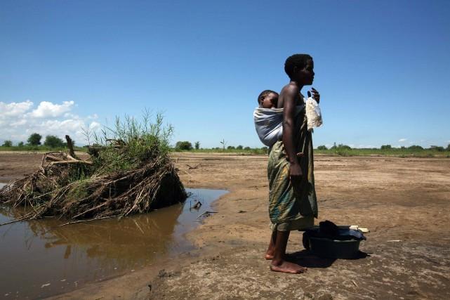 L'état de catastrophe naturelle a été décrété mardi dans un tiers du Malawi... (Photo JOAO SILVA, Archives The New York Times)