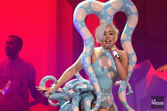 Lady Gaga... (Photo Kevin Mazur/WireImage)