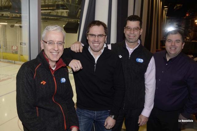 Trois-Rivières accueille ce week-end le Championnat canadien junior... (Photo: Sylvain Mayer, Le Nouvelliste)