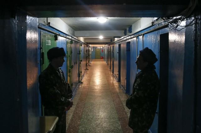 Le CPT évoque des cas rapportés de «passages... (Photo MAXIM SHEMETOV, AFP)