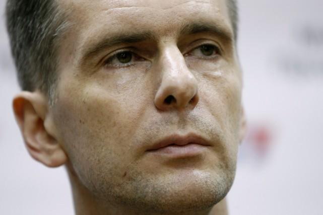 Le milliardaire russe Mikhail Prokhorova acquis 80% des... (Photo Vladimir Konstantinov, archives Reuters)