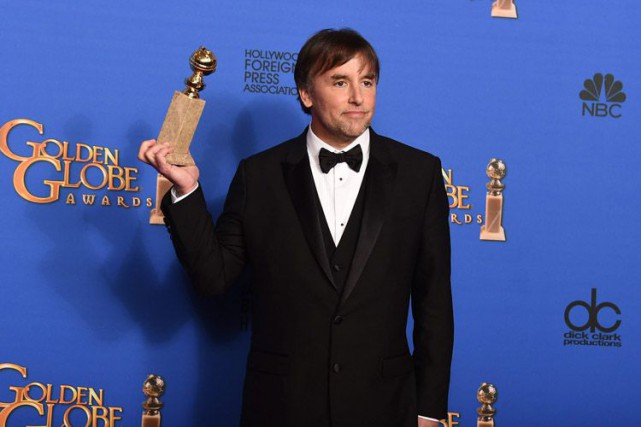 Le réalisateur Richard Linklater a remporté un Golden... (Photo Archives AP)