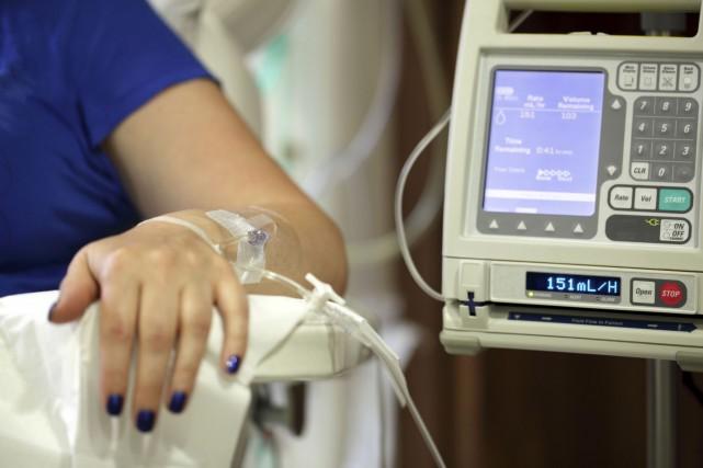 Sur les cancers chez les adultes pris en... (Photo Digital/Thinkstock)