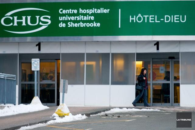 Le virus de l'influenza laisse peu de répit aux autorités du Centre hospitalier... (Archives La Tribune)