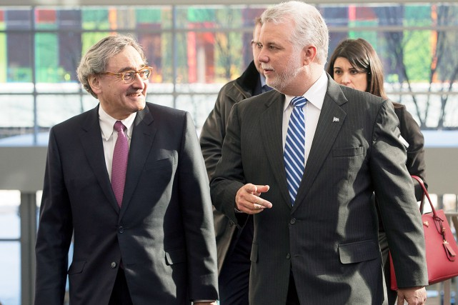 Le président et chef de la direction de... (La Presse Canadienne, Ryan Remiorz)