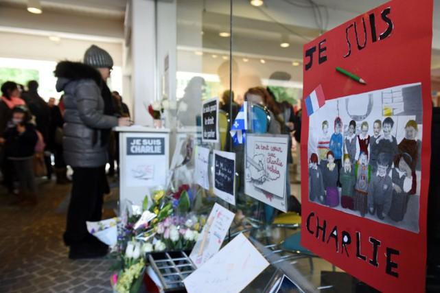 Quelque 200 incidents liés aux attentats de la semaine dernière se sont... (Photo: AFP)