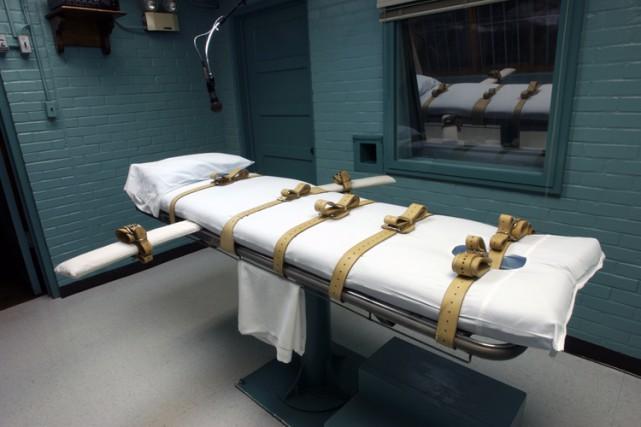 Un ancien combattant américain au Vietnam a été exécuté mardi soir en Géorgie... (Photo: Reuters)