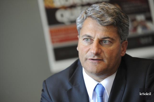 Le député caquiste Gérard Deltell avoue avoir été... (Archives Le Soleil)