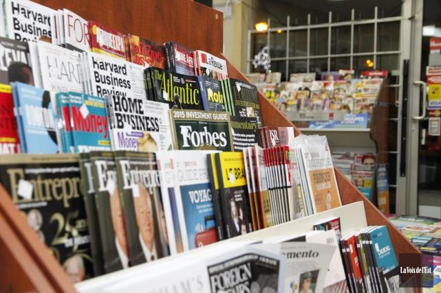 Le prochain numéro de Charlie Hebdo suscite beaucoup... (Photo: La Voix de l'Est)