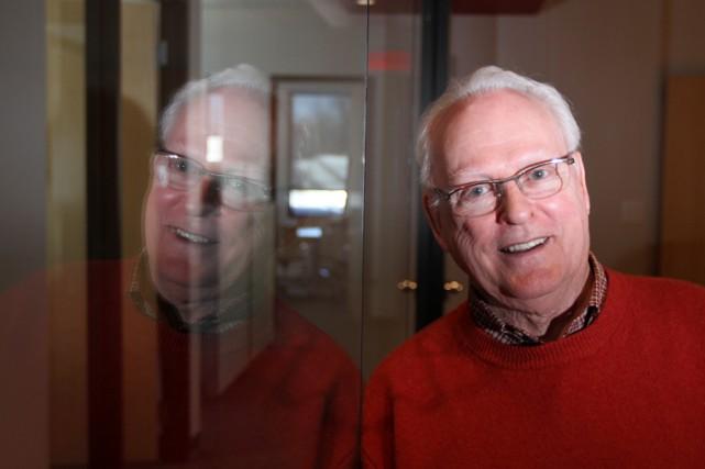 Pierre Garceau, PDG du Conseil québécois de la... (PHOTO STÉPHANE CHAMPAGNE, COLLABORATION SPÉCIALE)