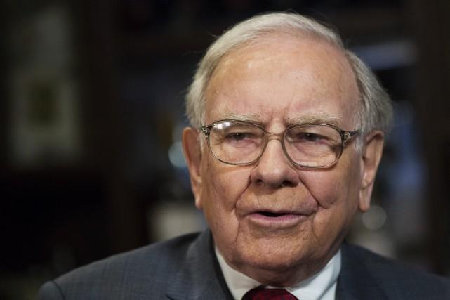 Warren Buffett vient au troisième rang des hommes... (Photo LUCAS JACKSON, Archives Reuters)