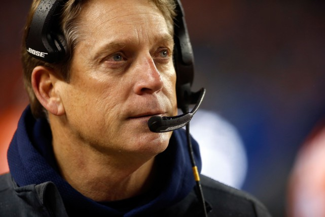Jack Del Rio deviendra le neuvième entraîneur-chef des Raiders... (Photo Chris Humphreys, USA Today Sports)