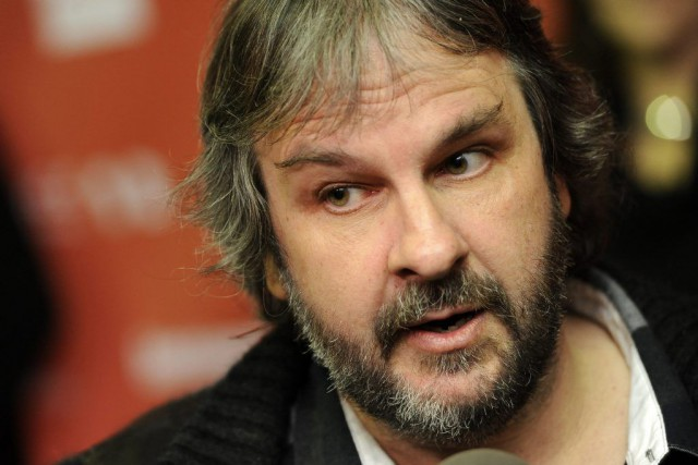 Le réalisateur Peter Jackson... (Photo Archives AP)