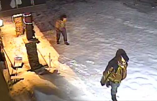 La Sûreté du Québec fait circuler les photos de suspectsqui auraient tenté de... (Photo fournie par la SQ)
