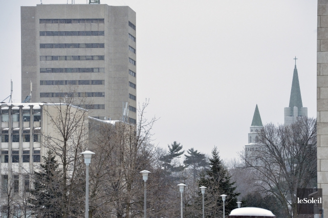 L'Université Laval... (Photothèque Le Soleil, Jean-Marie Villeneuve)