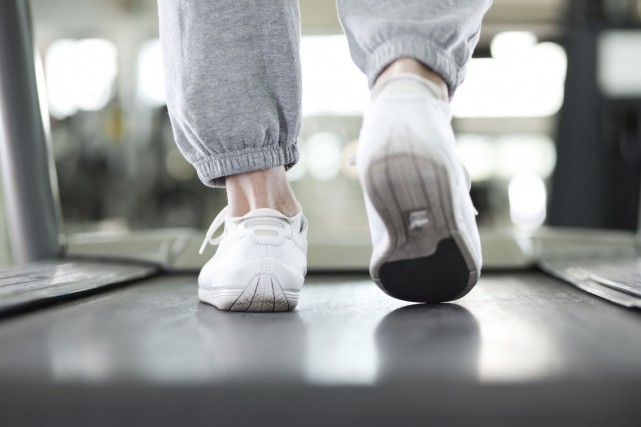 Les auteurs estiment qu'un exercice physique correspondant à... (Photo Digital/Thinkstock)