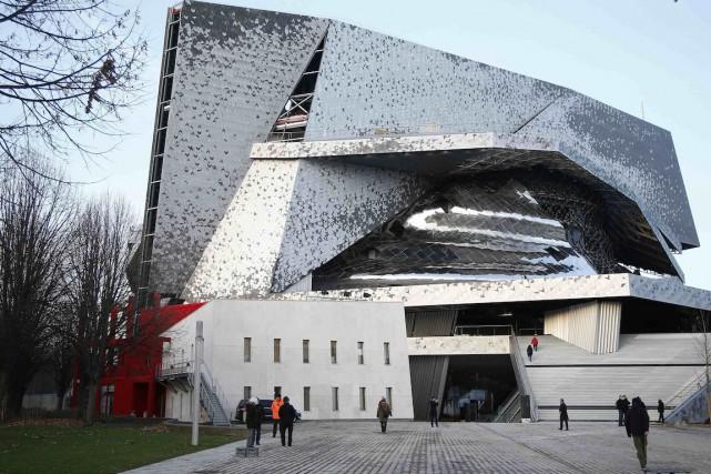 Les détracteurs de la Philharmonie de Paris lui... (Photo Charles Platiau, REUTERS)