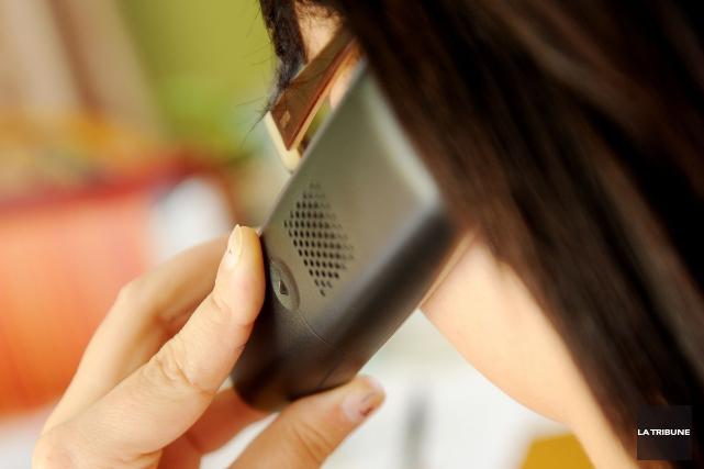 Une Magogoise a été victime de fraude par carte sa carte de crédit, appelée... (Archives La Tribune, Frédéric Côté)
