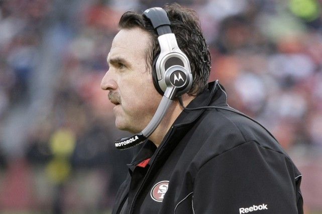 Jim Tomsula... (Archives AP)