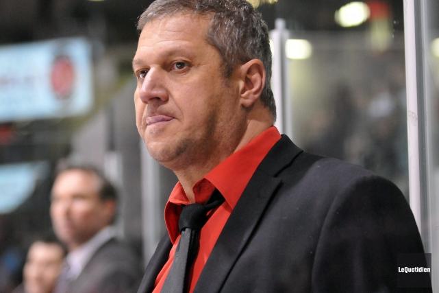 L'entraîneur Bob Desjardins reprendra du service dans la... (Archives Le Quotidien)