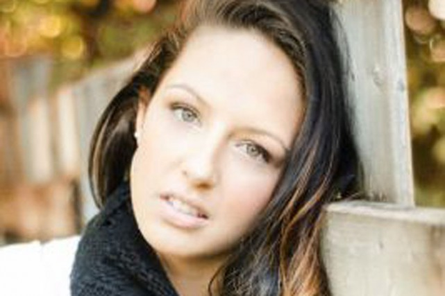 Sabrina Turpin, 20 ans, de Trois-Rivières, est finaliste...
