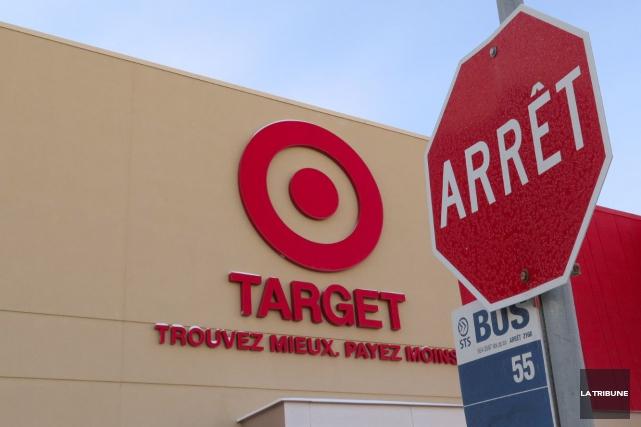 L'entreprise américaine Target a annoncé jeudi qu'elle fermerait ses 133... (Imacom, René Marquis)