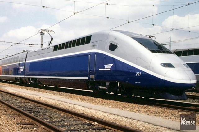 Le TGV et le THV font rêver en...